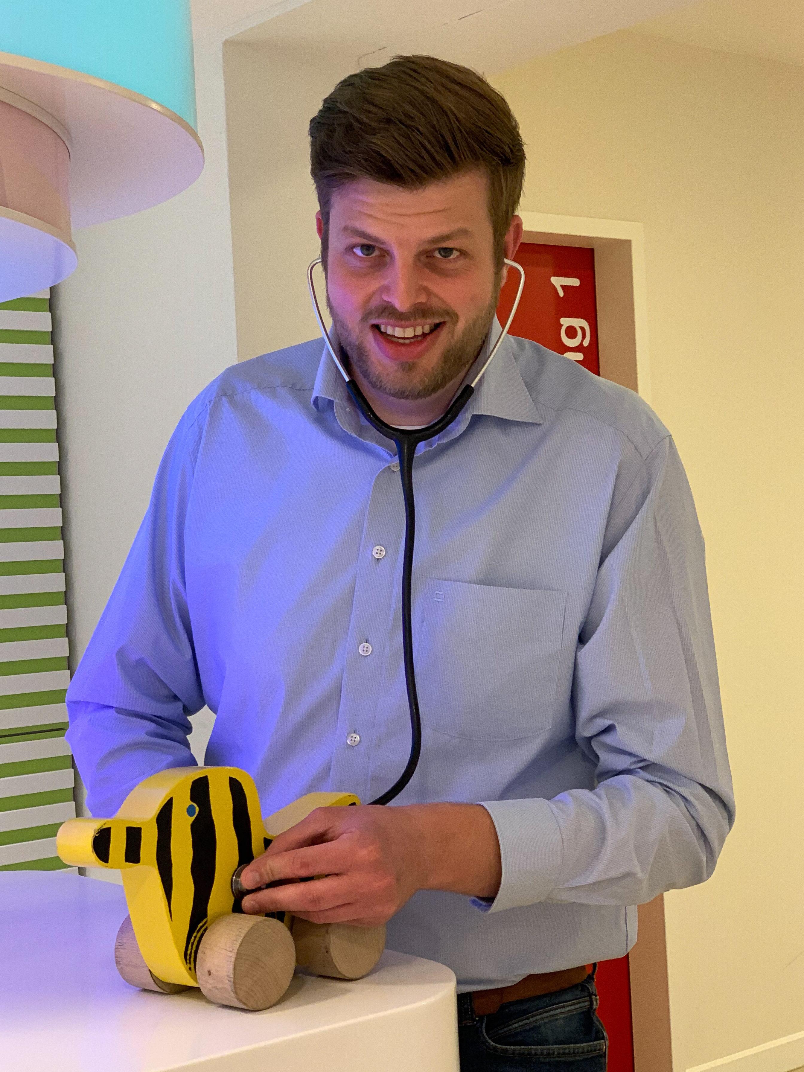 Dr. Markus Ascher